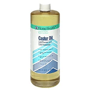 Home wellbeing Castor Oil, chilly Pressed and chilly Processed, 32-Ounces (Pack of 2)