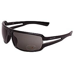 Fastrack Sporty Bottle Green Shade Sunglasses (P193GR2)