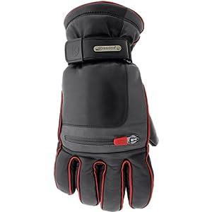 Buy Grandoe Ladies Myth Gloves in Black Raspberry by Grandoe