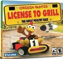 Chicken Hunter: License to Grill - The Great Poultry Race