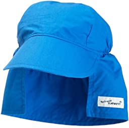 Flap Happy Flap Hat, Royal Large
