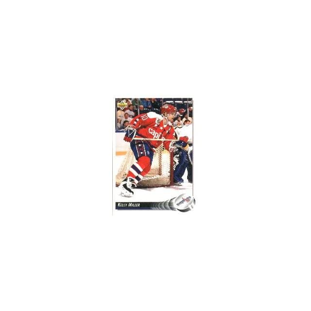 1992 93 Upper Deck #179 Kelly Miller Sports Collectibles