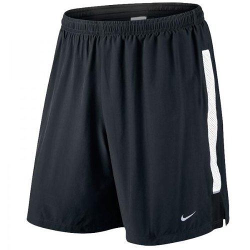 Nike Nike 7 Inch SW 2-In-1 Running Shorts - Large - Black