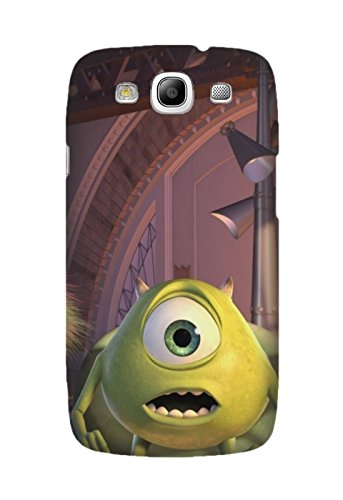 Samsung Galaxy S3 Case, Monsters, Inc. Pattern Protective Hard Case Cover Fit for Samsung Galaxy S3 Design By [Felix Rios] (Monsters Inc Galaxy S3 Case compare prices)