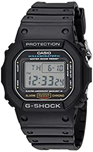 "Casio Men's DW5600E-1V ""G-Shock"" Classic Digital Watch"