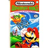 MONSTER MIX-UP (FEATURING THE SUPER MARIO BROS.) (NINTENDO BOOKS 3) (Nintendo Adventure Book)
