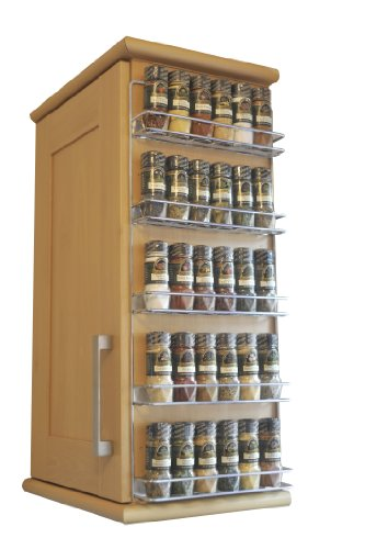 Spice Rack From The Avonstar Classic Range. (Please Try Our Expedited Shipping Option. It'S Faster With Fed- Ex!! Our Customers Have Asked Us For Faster Delivery So We'Ve Teamed Up With Fed-Ex. Your Order Will Arrive Within 24-48 Hours Of Dispatch. The We