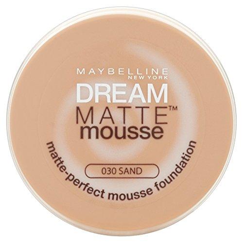 Maybelline 49689 Dream Matte Mousse SPF 15 Fondotinta SPF 15 - 18 ml
