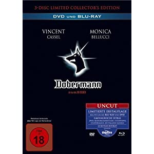 Dobermann (Uncut)-3 Disc Lim [Blu-ray] [Import allemand]