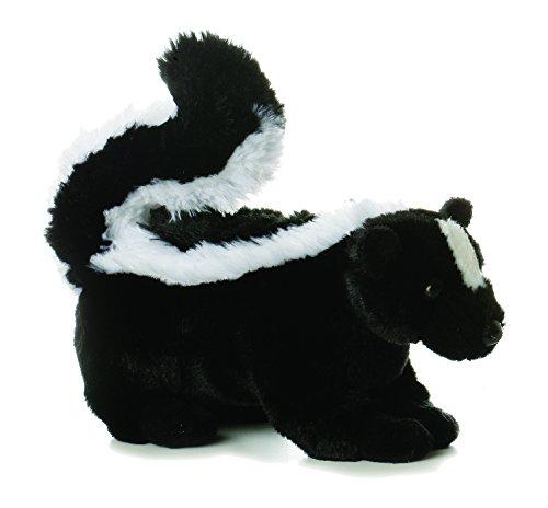 "Aurora Lil' Sachet Skunk Mini Flopsie 8"" Plush Beanbag - 1"