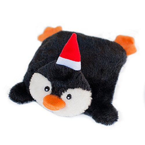 Squeaky Penguin Dog Toy