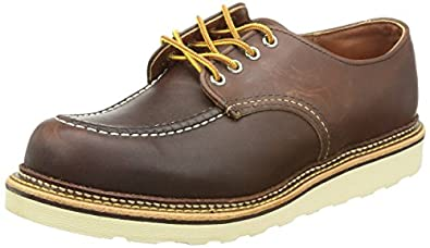 Red Wing Shoes Men's Work Oxford,Mahogany,7 D US