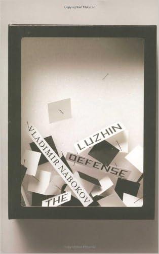 The Defense written by Vladimir Nabokov