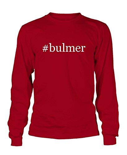 bulmer-hashtag-mens-adult-long-sleeve-t-shirt-red-x-large