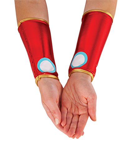 Rubie's Costume Co Women's Marvel Universe Rescue Gauntlets, Multi, One Size - 1