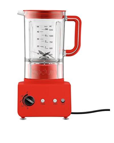 Bodum Bistro Blender 01:25 L rood