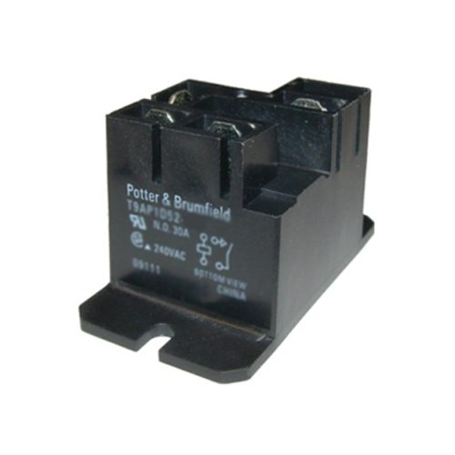 Potter & Brumfield 30 Amp: 12 Volt (12v Coil Contactor compare prices)