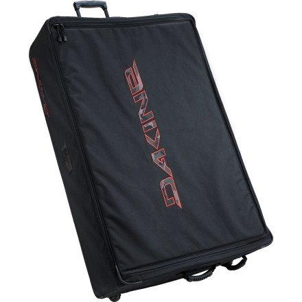 DAKINE Bike Bag Black, One Size