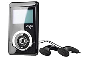 Aigo DAFM001A Personal Pocket Digital DAB FM Radio An internal speakers