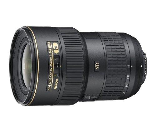 Nikon AF-S 16-35mm f/4 G ED VR Lens