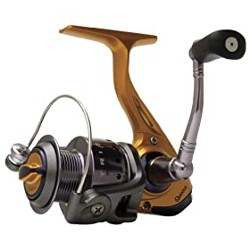 Quantum Fishing Triax 8BB SZ 40 Spin Fishing Reel