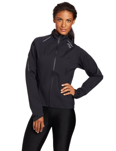 Gore Bike Wear Oxygen Gore-Tex  Active Shell Lady Jacket (Black,Medium)