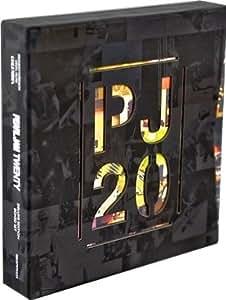 PEARL JAM TWENTY DELUXE EDITION 3 DVD BOXED SET