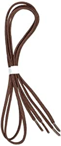 "Perma-Ty 738150030 30"" Brown Elastic Shoelaces (Pack of 3 Pairs)"