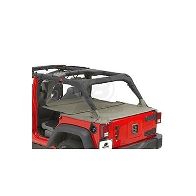 Duster Extension Cover Khaki Diamond 2007-2012 Jeep 4-Door Wrangler 90034-36
