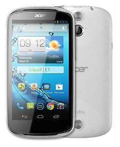 Acer Liquid E1 Duo Téléphone portable Android USB Blanc