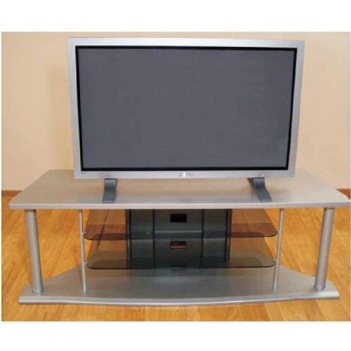Cheap Altra 37296 TV Stand, 60-Inch, Silver (B004CVKXB4)