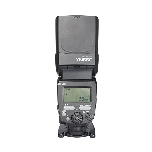 YONGNUO-YN660-Wireless-Flash-Speedlite-GN66-24G-Wireless-Radio-Master-Slave-for-Canon-Nikon-Pentax-Olympus