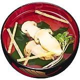 【アマノフーズのフリーズドライ】松茸のお吸いもの 10袋 (素材の栄養を保ちつつ美味しさを封じ込めた・お湯を注いで10秒)