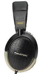 PHIATON ヘッドフォンPrimal Series チタニウム蒸着ダイアフラム技術採用 PS500