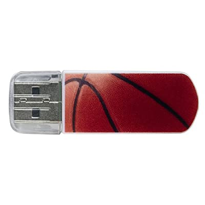 Verbatim 8 GB Store 'n' Go Sports Edition Mini USB Flash Drive, Basketball 98507
