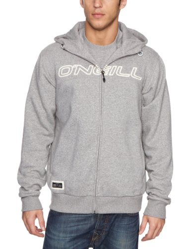 O'Neill East Cliff Sweat Men's Sweatshirt Silver Melee X-Small