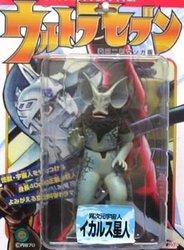 ?tranger version autre dimension Icare Alien Collection Figure Ultra Seven Jiro Kuwata manga (Japon importation)