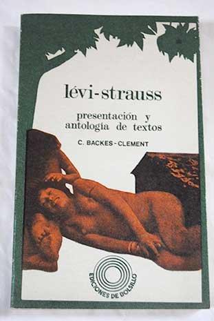 levi-strauss-presentacion-y-antologia-de-textos
