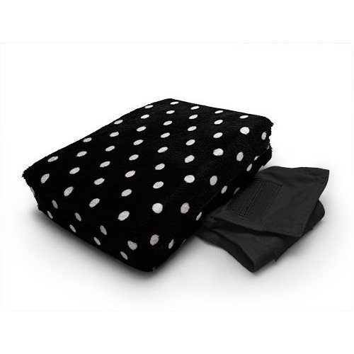 Baby Bee-Haven Dream Feeder Portable Nursing Cushion, Black/White