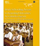 img - for [(From Schooling Access to Learning Outcomes: An Unfinished Agenda - An Evaluation of World Bank Support to Primary Education )] [Author: H.Dean Nielsen] [Oct-2006] book / textbook / text book