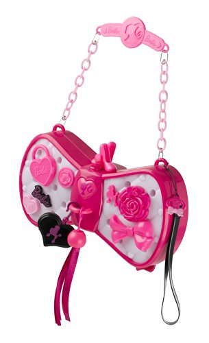 Barbie - Colour Change Handbag, bolso de juguete, color rosa (HTI VHTI_1680759)