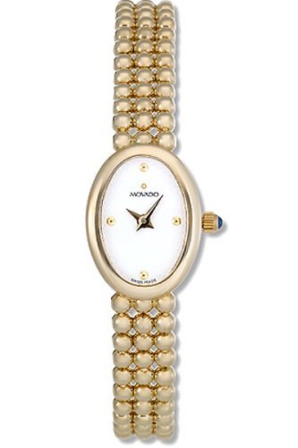Movado 14K Ladies' Oval Dress Watch w/Mother of pearl dial 0605180 - Buy Movado 14K Ladies' Oval Dress Watch w/Mother of pearl dial 0605180 - Purchase Movado 14K Ladies' Oval Dress Watch w/Mother of pearl dial 0605180 (Movado, Jewelry, Categories, Watches, Women's Watches, By Movement, Swiss Quartz)
