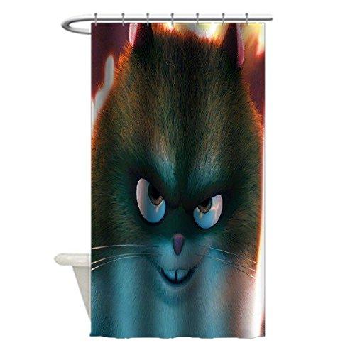 "Hot Kitchen Custom Hamster Waterproof Soap Resistant Shower Curtain 36"" x 72"""