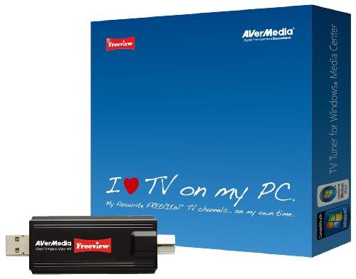 AVerTV Hybrid Volar HX-TV Tuner for Windows Media Center(A827M) (Windows 8 compatible)