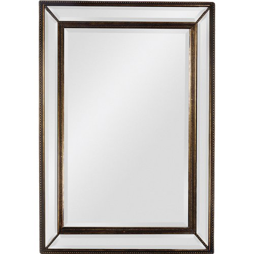 Ren-Wil Sienna Rectangular Mirror back-837919