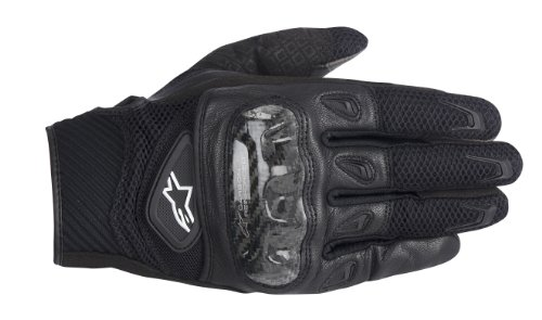 ALPINESTARS SMX-2 Glove Textile Black Large