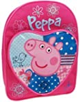 Peppa Pig Patchwork Backpack with Adj...