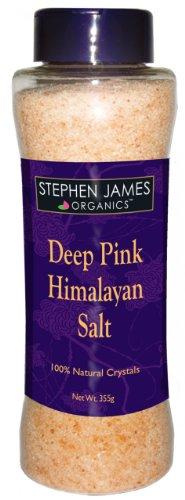 Saffron Pink Himalayan Salt