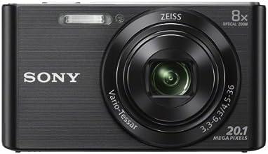 Sony DSCW830/B 20.1 MP Digital Camera with 2.7-Inch LCD (Black)