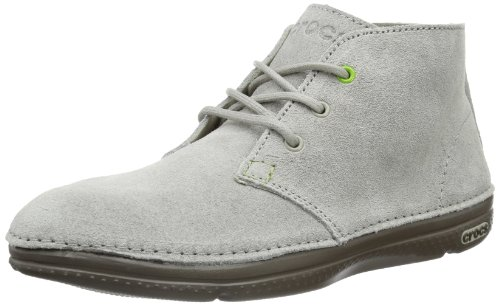 Crocs Men's Thompson Desert Taupe/Pewter Lace Up Boot 14669-2E8-700 11 UK, 45 EU, 11 US